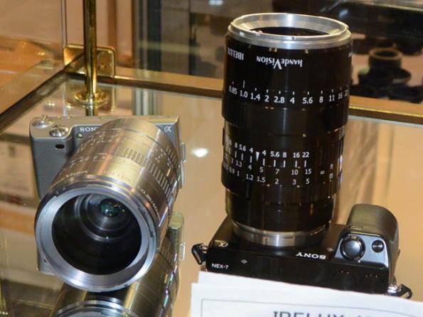 Ibelux-f0.85-40mm